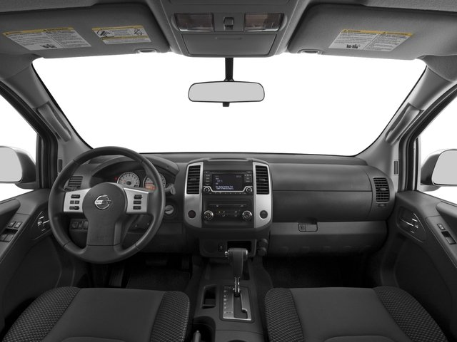 2016 Nissan Frontier Pictures Frontier King Cab Desert Runner 2WD photos full dashboard