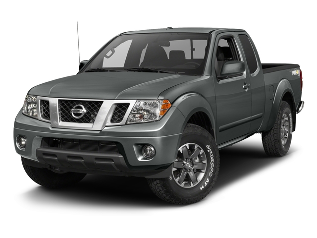 2016 Nissan Frontier Prices and Values King Cab PRO-4X 4WD