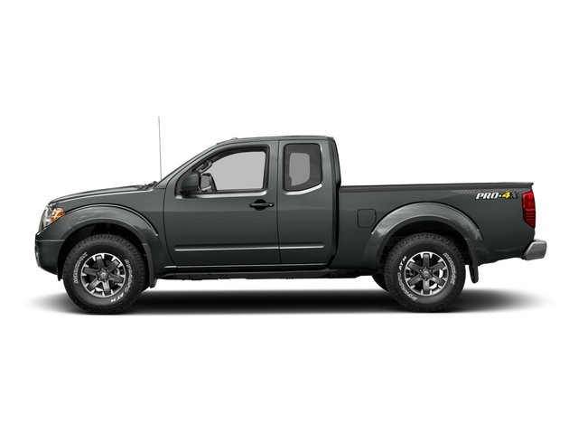 2016 Nissan Frontier Prices and Values King Cab PRO-4X 4WD side view
