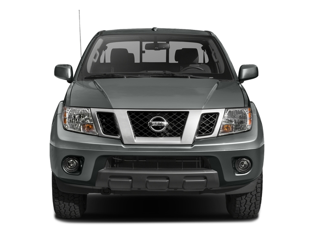 2016 Nissan Frontier Prices and Values King Cab PRO-4X 4WD front view