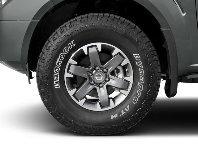 2016 Nissan Frontier Prices and Values King Cab PRO-4X 4WD wheel