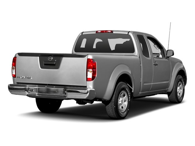 2016 Nissan Frontier Pictures Frontier King Cab S 2WD photos side rear view