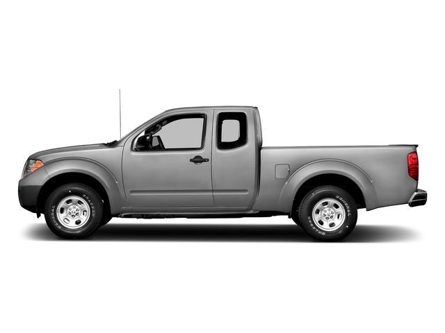 2016 Nissan Frontier Pictures Frontier King Cab S 2WD photos side view