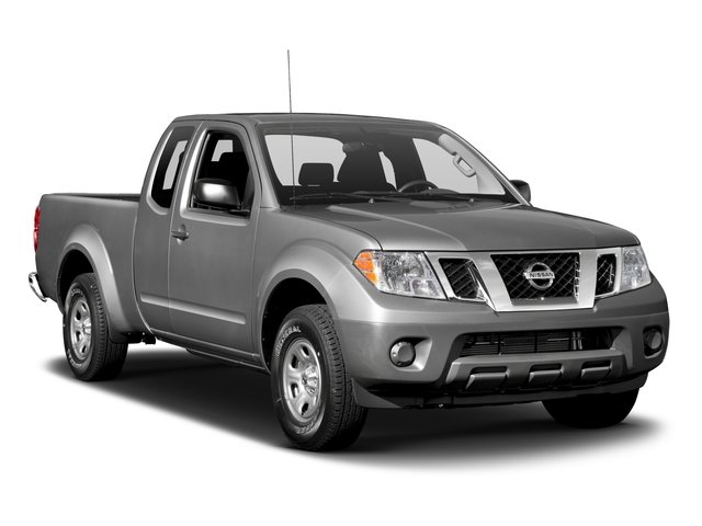 2016 Nissan Frontier Pictures Frontier King Cab S 2WD photos side front view