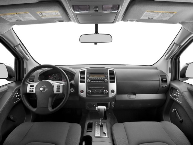 2016 Nissan Frontier Pictures Frontier King Cab S 2WD photos full dashboard