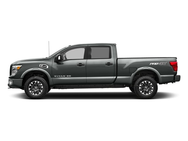 2016 Nissan Titan XD Prices and Values Crew Cab Pro-4X 4WD V8 side view
