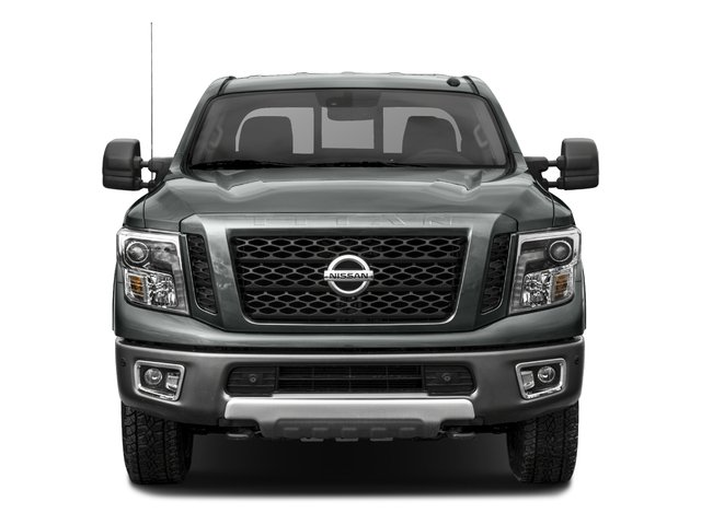 2016 Nissan Titan XD Prices and Values Crew Cab Pro-4X 4WD V8 front view