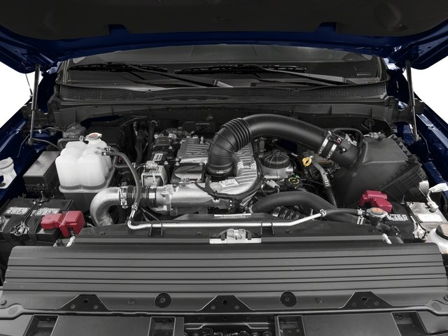 2016 Nissan Titan XD Prices and Values Crew Cab SV 2WD V8 engine