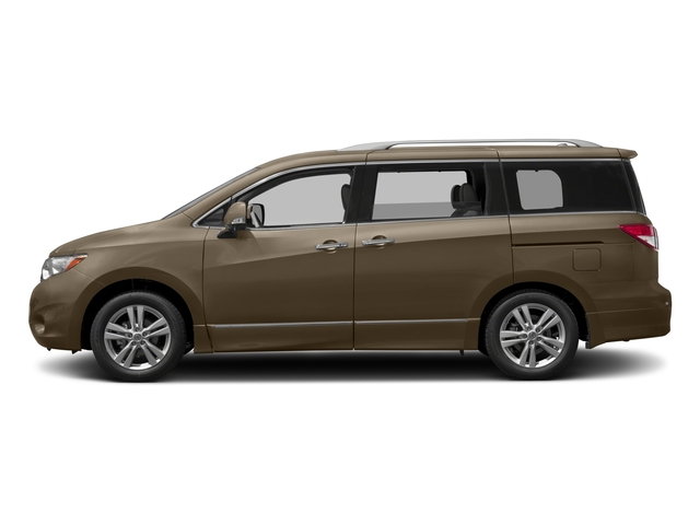 2016 Nissan Quest Prices and Values Wagon 5D Platinum V6 side view