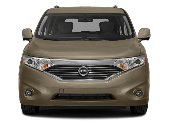 2016 Nissan Quest Prices and Values Wagon 5D Platinum V6 front view
