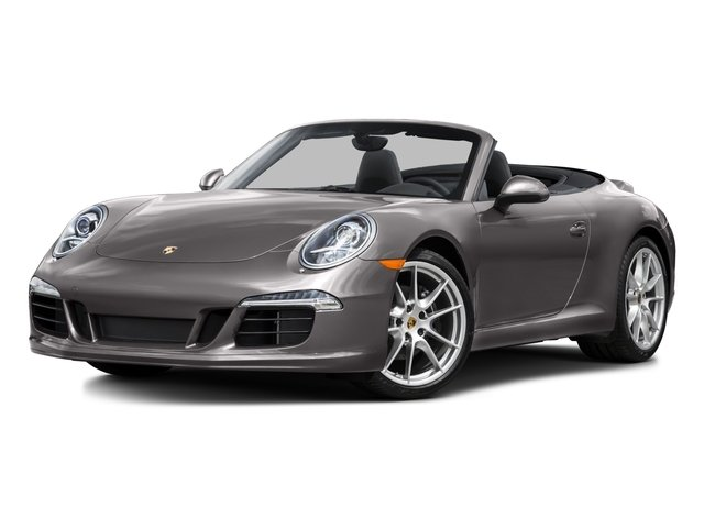 2016 Porsche 911 Prices and Values Cabriolet 2D GTS H6 side front view