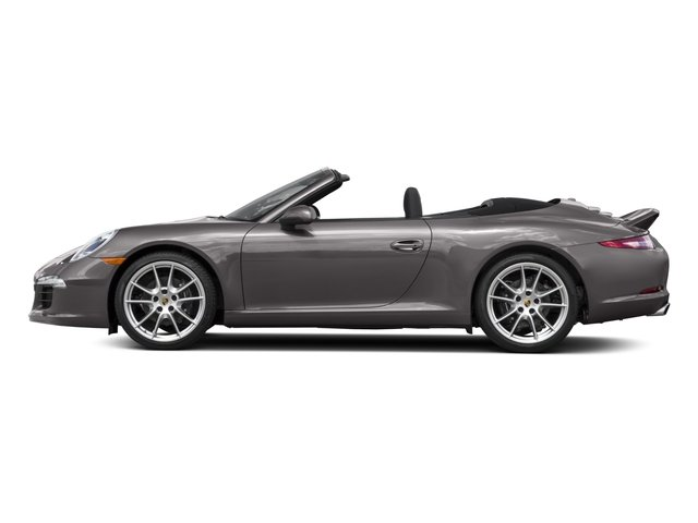 2016 Porsche 911 Prices and Values Cabriolet 2D S H6 side view