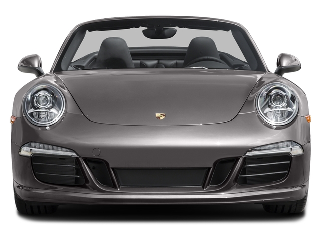 2016 Porsche 911 Prices and Values Cabriolet 2D GTS H6 front view