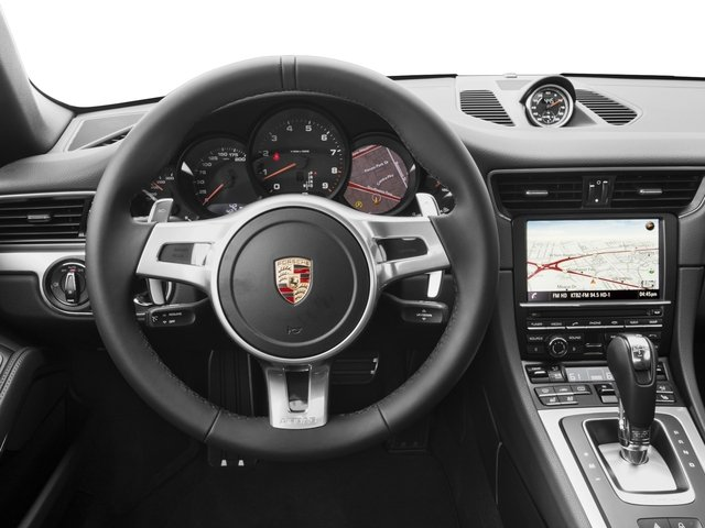 2016 Porsche 911 Prices and Values Cabriolet 2D GTS H6 driver's dashboard
