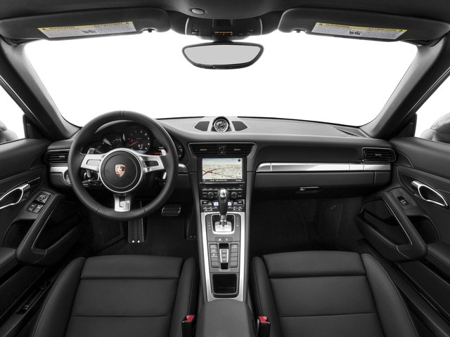 2016 Porsche 911 Prices and Values Cabriolet 2D GTS H6 full dashboard