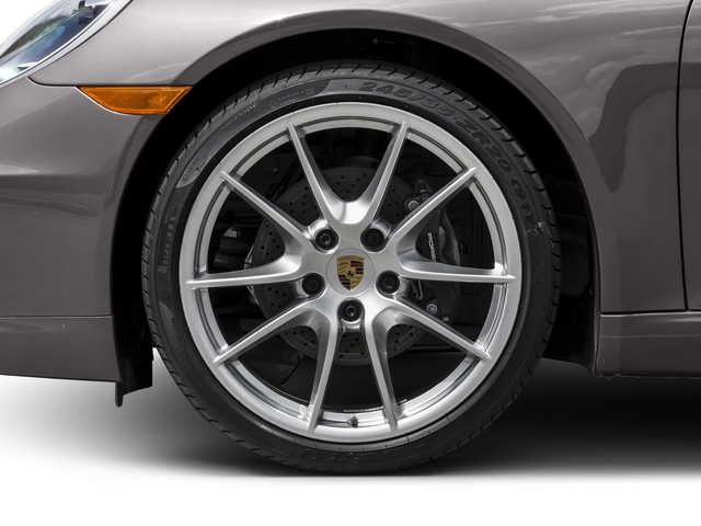 2016 Porsche 911 Prices and Values Cabriolet 2D S H6 wheel