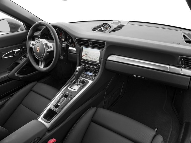 2016 Porsche 911 Prices and Values Cabriolet 2D S H6 passenger's dashboard