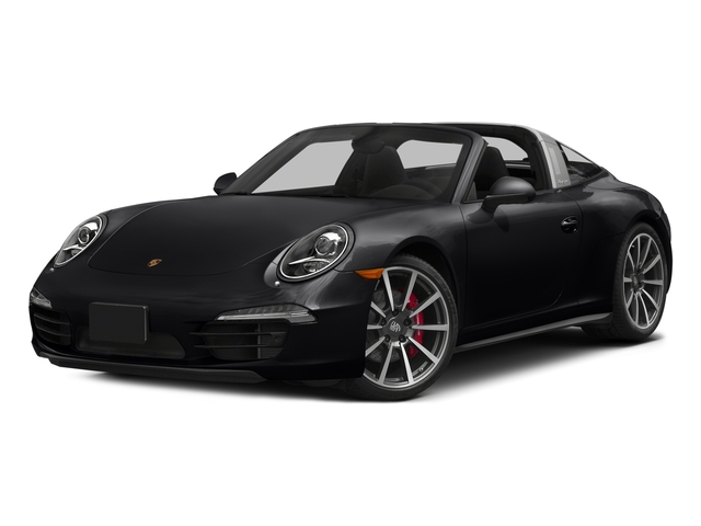 2016 Porsche 911 Pictures 911 Coupe 2D 4 Targa AWD photos side front view
