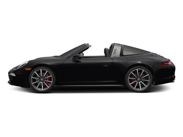 2016 Porsche 911 Pictures 911 Coupe 2D 4 Targa AWD photos side view