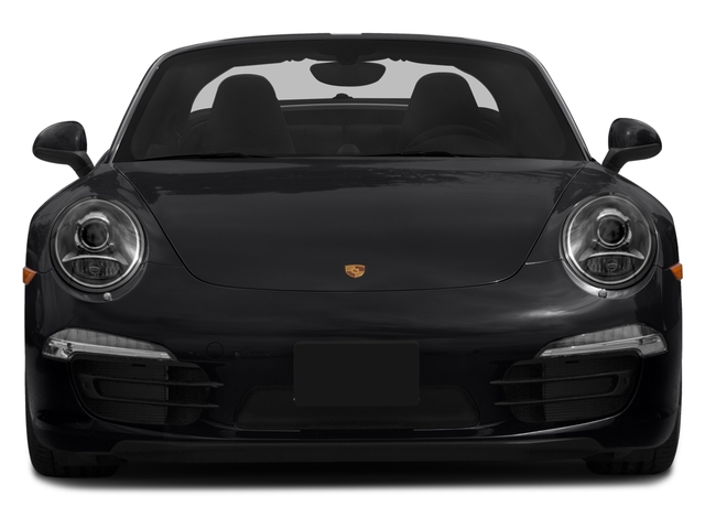 2016 Porsche 911 Pictures 911 Coupe 2D 4 Targa AWD photos front view