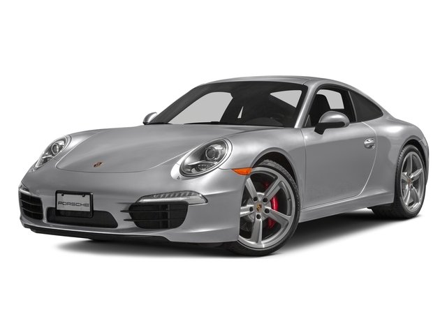 2016 Porsche 911 Prices and Values Coupe 2D Black Edition H6 side front view