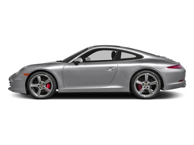 2016 Porsche 911 Pictures 911 Coupe 2D S H6 photos side view