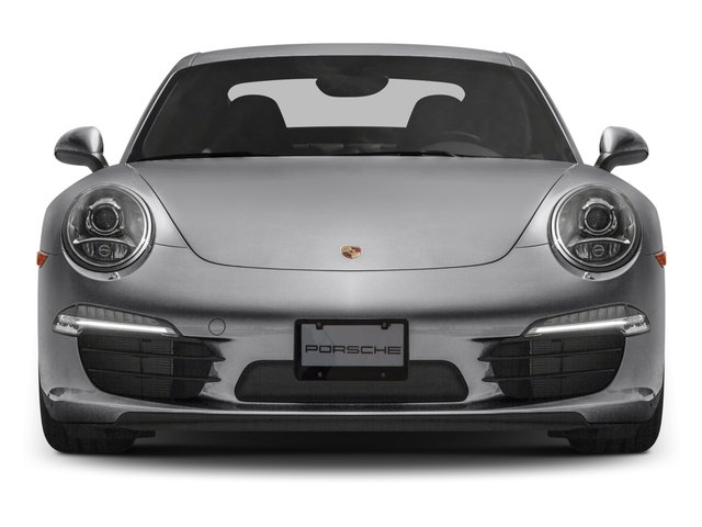2016 Porsche 911 Prices and Values Coupe 2D Black Edition H6 front view