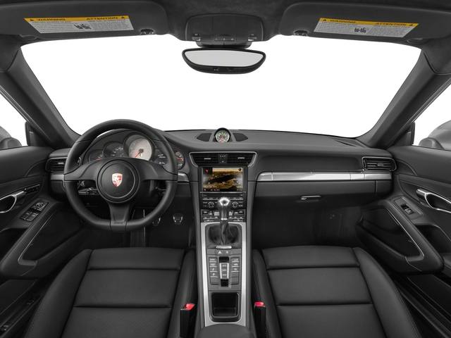 2016 Porsche 911 Prices and Values Coupe 2D Black Edition H6 full dashboard