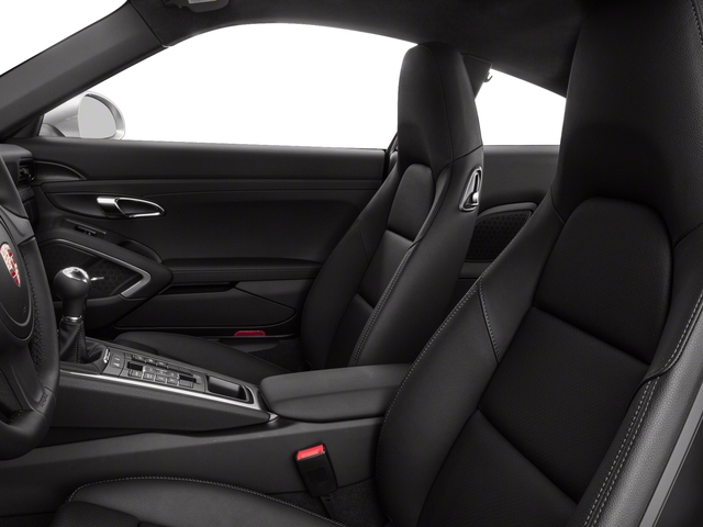 2016 Porsche 911 Prices and Values Coupe 2D Black Edition H6 front seat interior