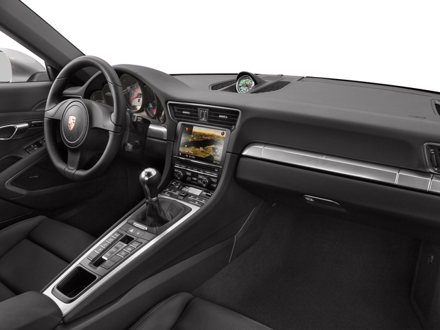 2016 Porsche 911 Pictures 911 Coupe 2D S H6 photos passenger's dashboard