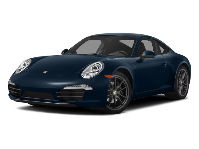 2016 Porsche 911 Prices and Values Coupe 2D H6 side front view