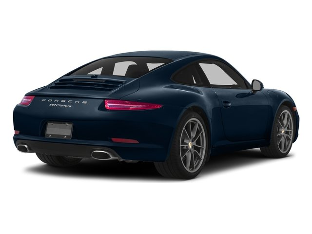 2016 Porsche 911 Prices and Values Coupe 2D H6 side rear view