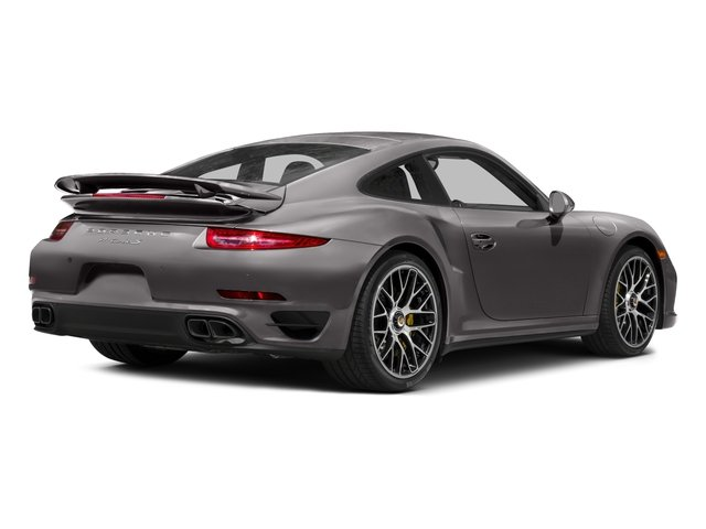 2016 Porsche 911 Prices and Values Coupe 2D Turbo S AWD H6 side rear view