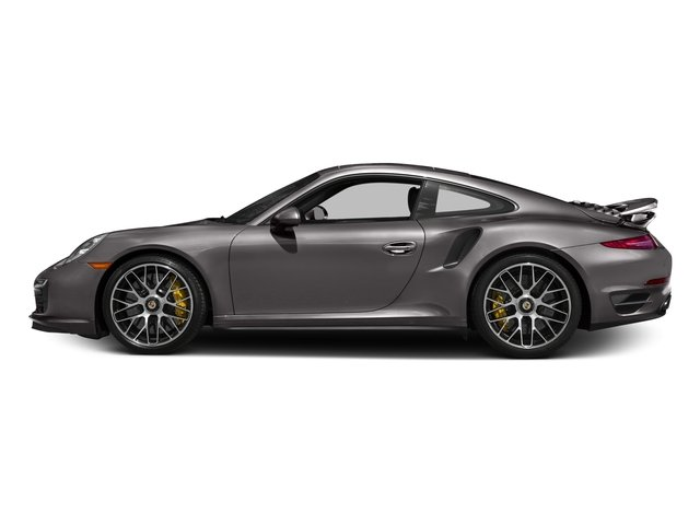 2016 Porsche 911 Prices and Values Coupe 2D Turbo AWD H6 side view
