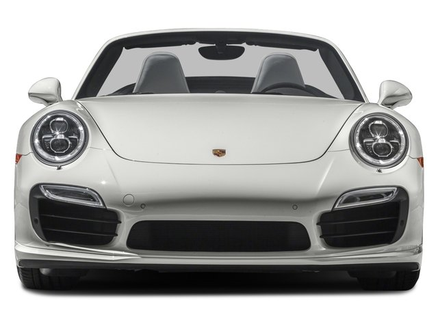 2016 Porsche 911 Prices and Values Cabriolet 2D AWD H6 Turbo front view