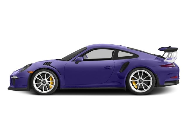 2016 Porsche 911 Prices and Values 2 Door Coupe side view