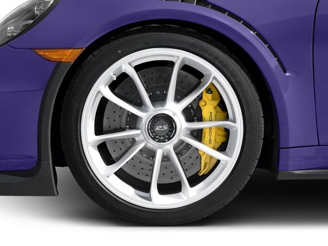 2016 Porsche 911 Prices and Values 2 Door Coupe wheel
