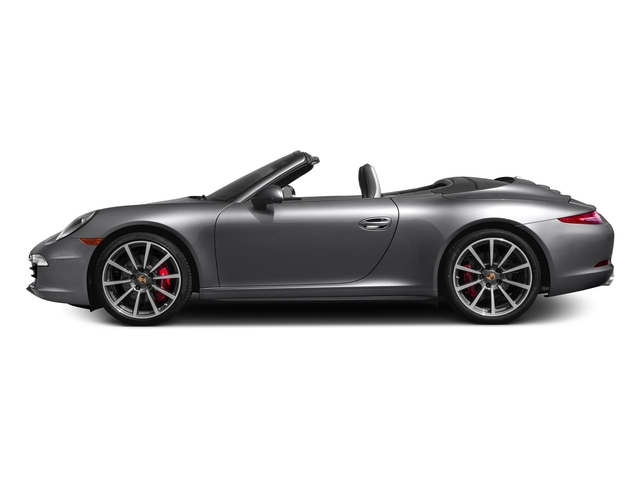 2016 Porsche 911 Pictures 911 Cabriolet 2D 4S AWD H6 photos side view