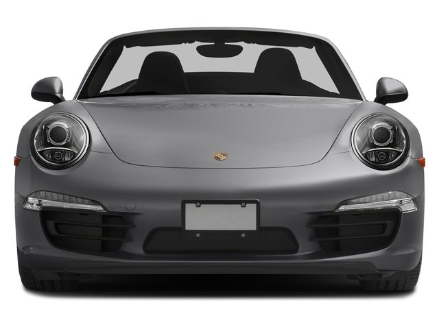 2016 Porsche 911 Prices and Values Cabriolet 2D 4 GTS AWD H6 front view