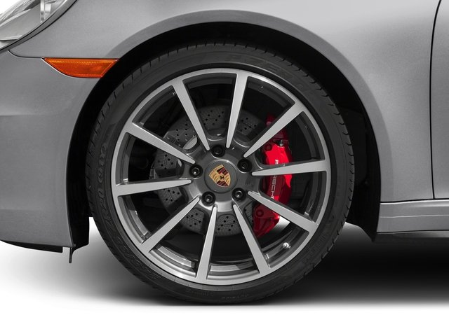 2016 Porsche 911 Prices and Values Cabriolet 2D 4 AWD H6 wheel