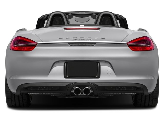 2016 Porsche Boxster Pictures Boxster Roadster 2D GTS H6 photos rear view