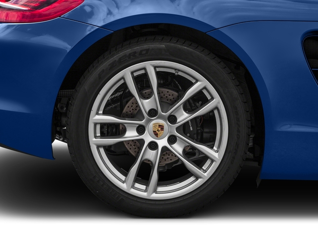 2016 Porsche Boxster Pictures Boxster Roadster 2D H6 photos wheel