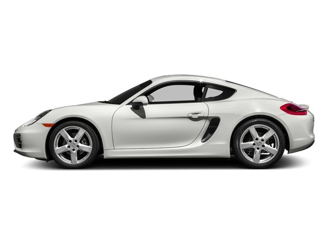 2016 Porsche Cayman Prices and Values Coupe 2D H6 side view