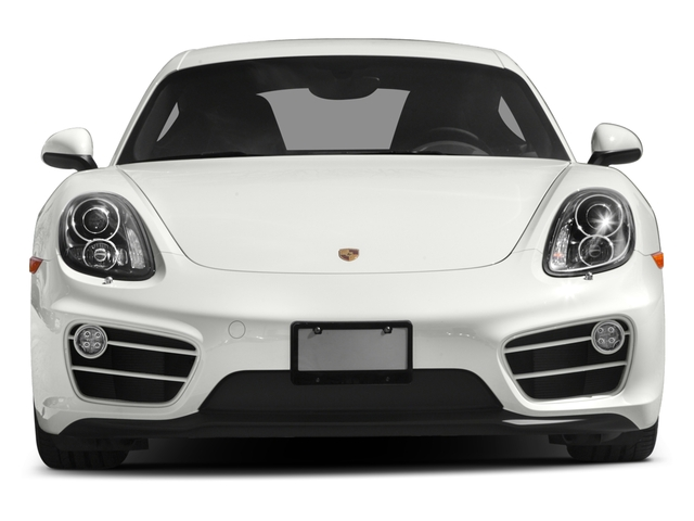 2016 Porsche Cayman Prices and Values Coupe 2D H6 front view