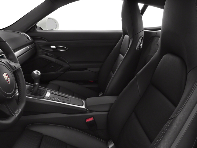 2016 Porsche Cayman Pictures Cayman Coupe 2D S H6 photos front seat interior