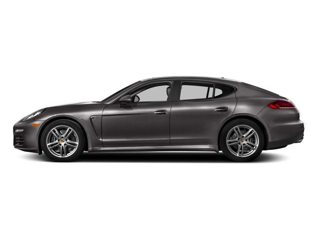 2016 Porsche Panamera Prices and Values Hatchback 4D S AWD V8 Turbo side view