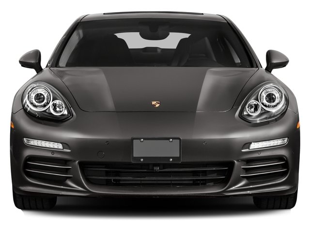 2016 Porsche Panamera Pictures Panamera Hatchback 4D Exclusive AWD V8 Turbo photos front view