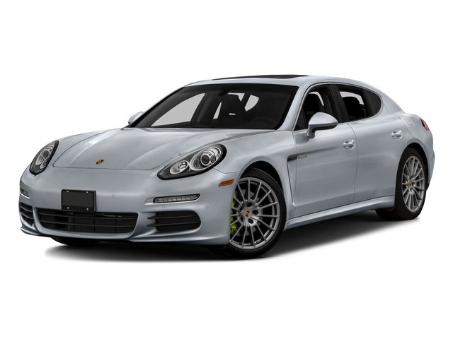 2016 Porsche Panamera Prices and Values Hatchback 4D S e-Hybrid V6 side front view