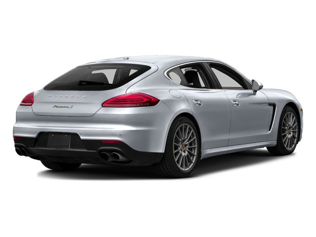 2016 Porsche Panamera Prices and Values Hatchback 4D S e-Hybrid V6 side rear view