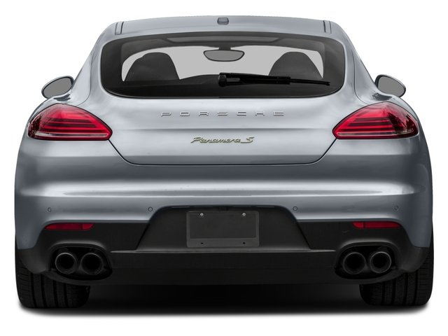 2016 Porsche Panamera Prices and Values Hatchback 4D S e-Hybrid V6 rear view